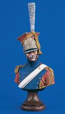 Verlinden 200mm 1/9 Red Lancer of the Imperial Guard Bust (Napoleonic era) 1661