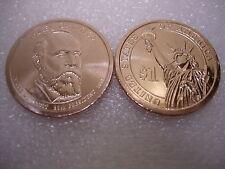 2011-P  JAMES A. GARFIELD  PRESIDENTIAL DOLLAR COIN
