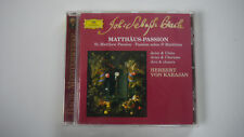 J.S.Bach : Matthäus Passion / Arien & Chöre - Karajan - CD