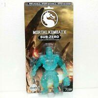 Mortal Kombat X Sub-Zero Chase Variant Savage World Action Figure Funko