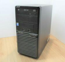 Acer Veriton M2631g Windows 10 Tower PC Intel Core i5 4th Gen 3.1GHz 4GB 500GB