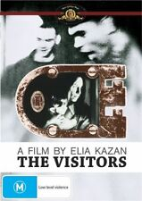 THE VISITORS - (JAMES WOODS/DIRECTOR: ELIA KAZAN) - DVD - BRAND NEW!!! SEALED!!!