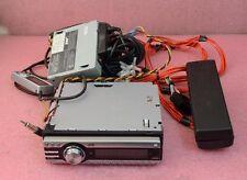JVC Radio Receiver Model KD-G510_CD Changer Controller KS-RF100.