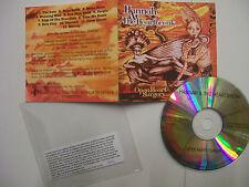 HANNAH & THE HEARTBREAK Open Heart Surgery – 2014 UK CD PROMO – Indie Rock