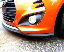 Spoiler Aleron bajos faldon coche Universal tuning goma lip