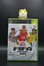 MS Original XBOX Classic Spiel Game - FIFA FOOTBALL 04 2004 - OVP ZUSTAND GUT