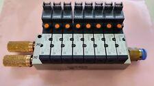 SMC Manifold Valve With Solenoids VJ3140-5MNZ