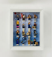 Display Frame for Lego Harry Potter Series 2 minifigures 71028 no figures 28cm