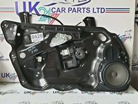 VW PASSAT B6 05-09 FRONT LEFT PASSENGER  WINDOW REGULATOR AND MOTOR 3C2837755