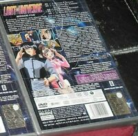 DVD ANIME SHIN VISION MANGA HUMOR SCIFI ANNI 90,LOST UNIVERSE 5  tylor,star,wars