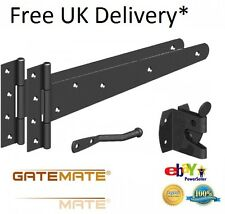 Garden Gate, Side Gate, Ironmongery, Hinges, Auto Latch, Furniture, Fittings
