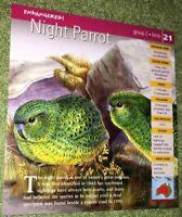 Endangered Species Animal Card - Birds - Night Parrot #21