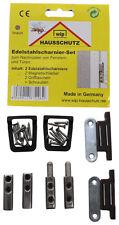 wip Edelstahlscharnier-Set Scharniere Stahlscharniere Stahlscharniere Beschläge