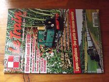 $$$ Revue Le Train N°340 030 Corpet LouvetLignes capillairesTGV Lyria