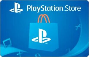 Sony - PlayStation Store $25, $50, $75, $100 Gift Card Fast Delivery PS4/ PS5