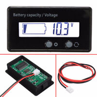 PRO-LCD Acid Lead Lithium Battery Capacity Indicator Voltage Tester Voltmeter12V