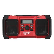 MILWAUKEE M18 Jsr DAB+ Batteria netz-radio 4933451251