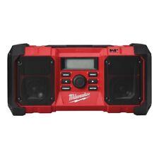 Milwaukee M18 jsr DAB + PILA netz-radio 4933451251