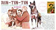 "Coverscape computer designed 100th anniversary discovery of ""Rin-Tin-Tin"" cover"