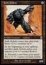 1x Junk Golem Odyssey MtG Magic Artifact Rare 1 x1 Card Cards