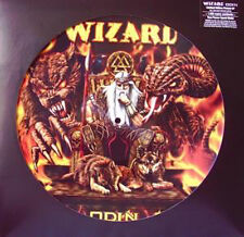 "WIZARD - Odin 12"" Vinyl Picture LP 2003 True Power Speed Metal"