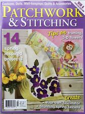 Australian Patchwork & Quilting Vol 7 No 11 Spring Inspired Projects
