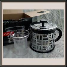 BODUM Eileen Gray Theiere Tea Press 51 oz Infuser/Heat Resistant Glass NEW inBox