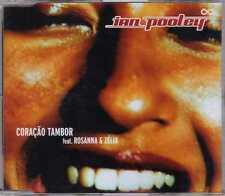 Ian Pooley feat. Rosanna & Zélia - Coracao Tambor - Promo CDM - 2000 - House 2TR