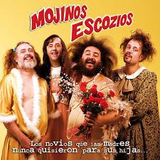 MOJINOS ESCOZIOS - LOS NOVIOS QUE LAS MADRES... CD + DVD - HARD ROCK METAL