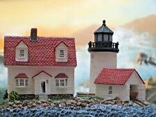 "Lighthouses ""Goat Island"" - Maine #222 - Harbour Lights 1998"