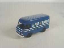 Saviem SG2 Transporter Alpine Renault Service- Brekina HO 1:87 Modell 14626  #E