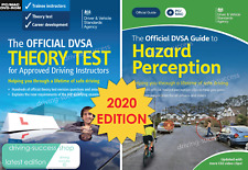2020 Theory Test Driving Instructors DVD-ROM and Hazard Perception DVD-ROM
