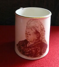 Antique Queen Victoria Mug