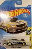 Hot Wheels - 2018 HW Speed Graphics 5/10 '10 Pro Stock Camaro 345/365 (BBFJY09)