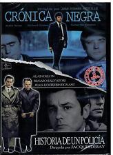 Cronica negra (Un flic) - Historia de un policía (Flic Story) (2 DVD Nuevo)