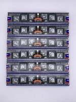 Super Hit Satya Nag Champa Incense Sticks: Lot of 6 x 15 Gram Boxes = 90