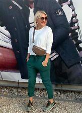 Damen Jogging-Freihzeit Hose ´ Wendy Trendy´ Farbe Smaragd -Grün