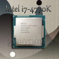 Intel Core I7-4770K 4 Core 8 Threads LGA 1150 i7 4 Generation Series Processor