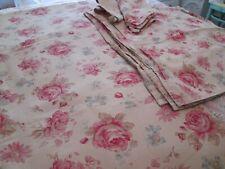 Ralph Lauren~Table Runner Set with 8 Napkins Roses Flowers