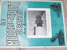 µµ MRB n°82 Dragueur de mines USS Mississippi Nandura Moteur R.W.1