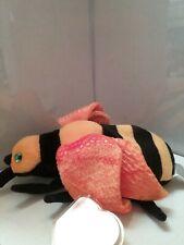 TY Beanie Baby - BUZZIE the Bee (6.5 inch) - MWMTs Stuffed Animal Toy