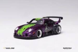 Timothy & Pierre Porsche RWB 911 (993) Coupe Batman & Joker Resin Model
