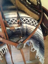 Billy Cook Western Pleasure Show Saddle 16 in seat W/breast collar, bridle, rein