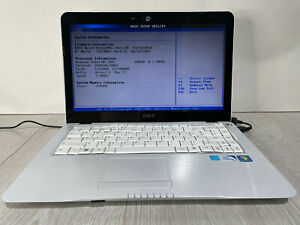 "MSI X340 Ms-1352 13.4"" Series Laptop Spares or Repairs Faulty"