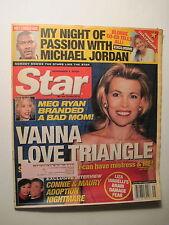 Star Magazine 11-7-2000.  Michael Jordan! Vanna White! Tony Danza at 50!