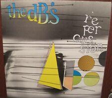 THE DB's - REPERCUSSION - LP UK American 80s Power Pop  rare oop L@@K