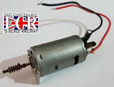 BRAND NEW G SCALE 45mm Gauge RC LOCO RAILWAY TRAIN ELECTRIC MOTOR AS SHOWN