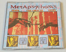 Metapsychosis - The Oracle CD maxi 80 Aum 1992 early Dutch hardcore