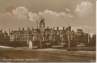 PC22029 Victoria Barracks. Portsmouth. Spithead. No 515. RP