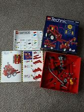 Lego Technic  8044 Pneumatic Set perfect,  box, inner,  instructions,  complete